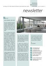 Cover Newsletter 2/2013