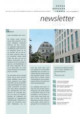 Cover des Newsletter 3/2015