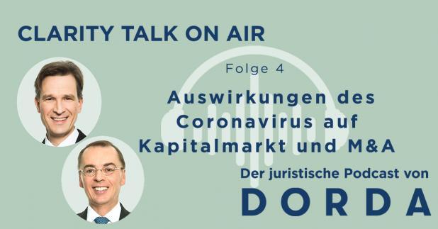 Rechtspodcast: Von Insolvenzen bis Verstaatlichungen