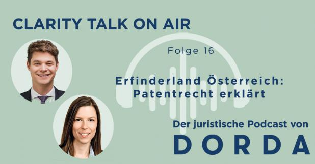 Rechtspodcast: Erfinderland Österreich: Patentrecht erklärt