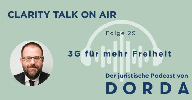 3G für mehr Freiheit