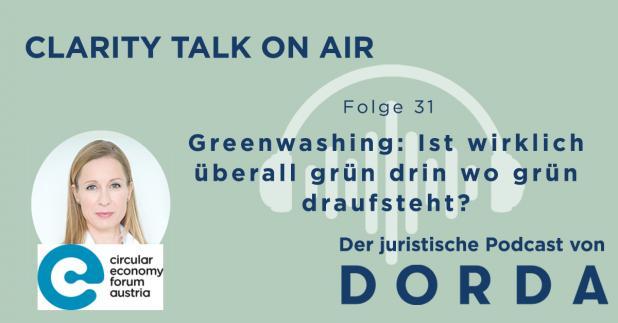Greenwashing: Ist wirklich überall grün drin wo grün draufsteht?