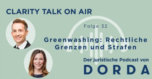 Greenwashing: Rechtliche Grenzen und Strafen