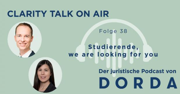 Studierende, we are looking for you